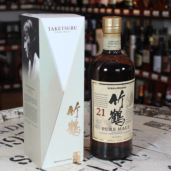 Taketsuru, Single Malt, 21 y.o.