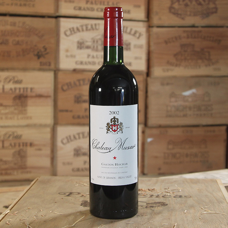 Chateau Musar 2002