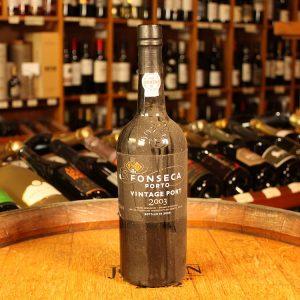 Fonseca, 2003