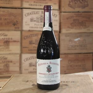 Châteauneuf-du-Pape, Hommage … Jacques Perrin, Beaucastel