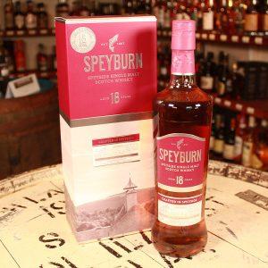 Speyburn 18