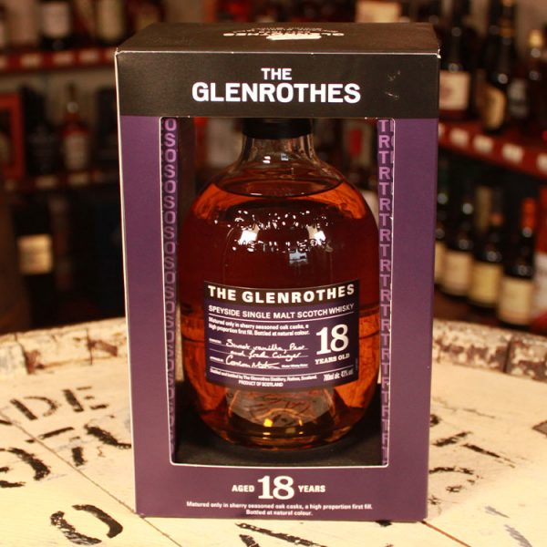 Glenrothes 18