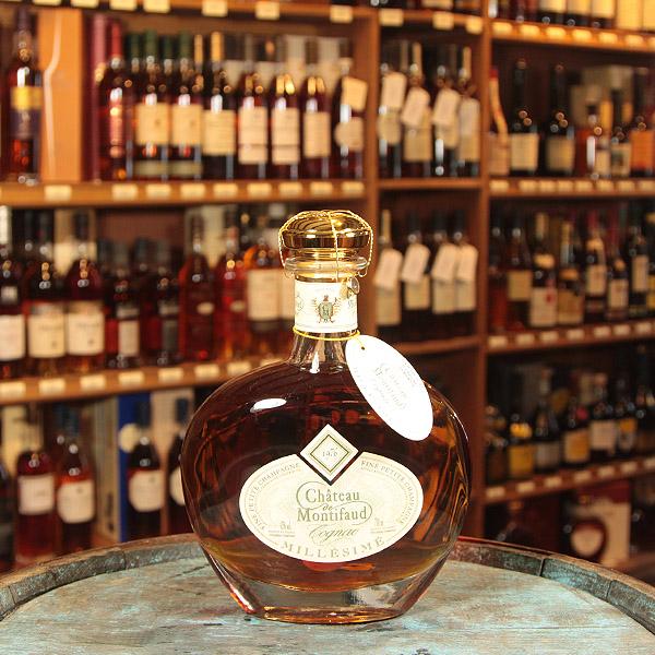 Château Montifaud, Helios Vintage, Fine Petit Champagne, 1976