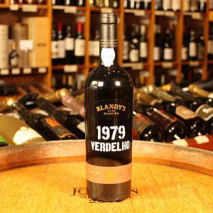 Verdelho, Blandy's, 1979