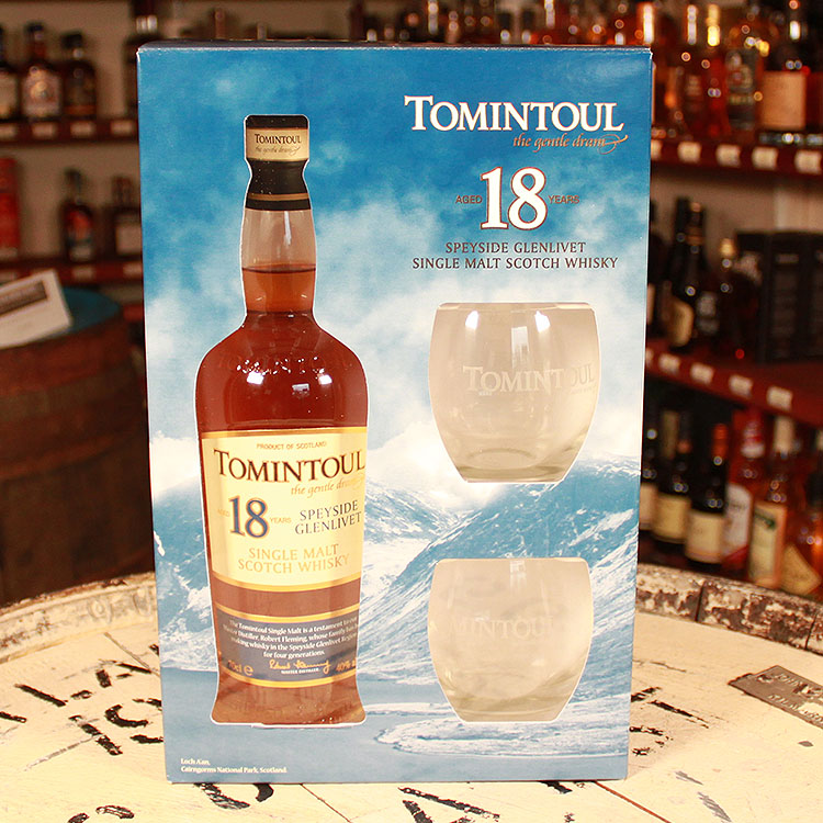 Tomintoul 18