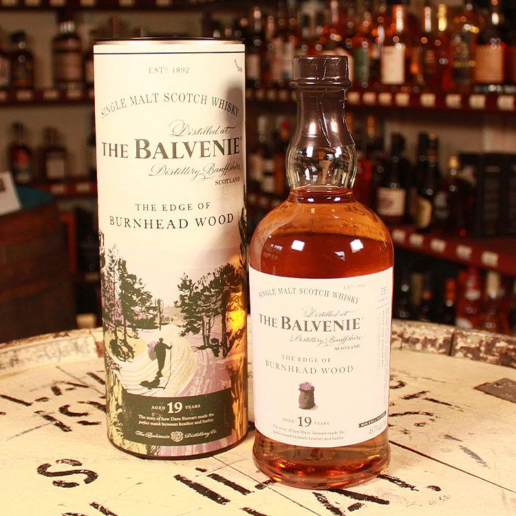Balvenie Burnhead Wood